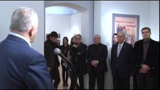 видео В Историческом музее Москвы сегодня открылась выставка