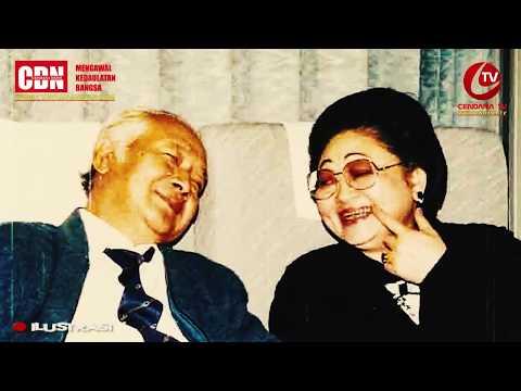 Presiden Soeharto (5) : Penerangan Lilin untuk Resepsi Pernikahan