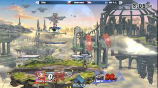 Evo 2015: Smash 4 Grand Final - Zero vs LLL Mr R