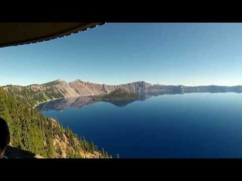 Crater Lake, Oregon edit in Grassvalley Edius 7