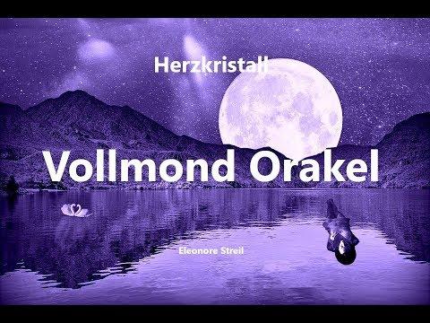 Vollmond am 24.Oktober 2018 - Das Orakel