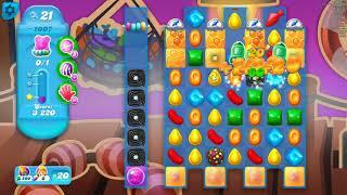 Candy Crush Soda Saga Level  1007