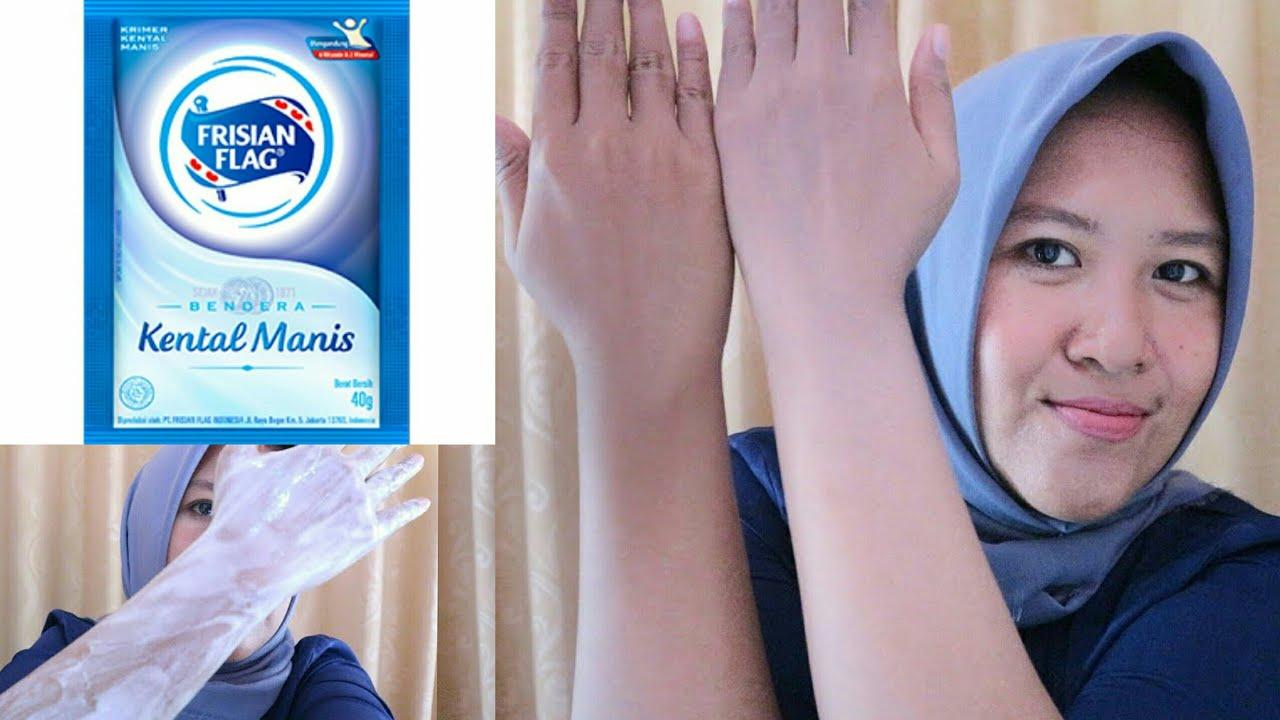 Bleaching Susu Memutihkan Kulit Wajah Dan Badan Youtube
