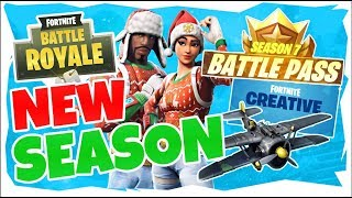 NEW SEASON, OLD SKINS?!?!? | NEW UPDATE IS AMAZING!!! [Fortnite: Battle Royale]