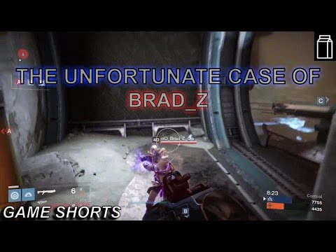 The Unfortunate Case of Brad_Z