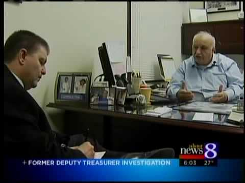Co. exec investigated for embezzlement