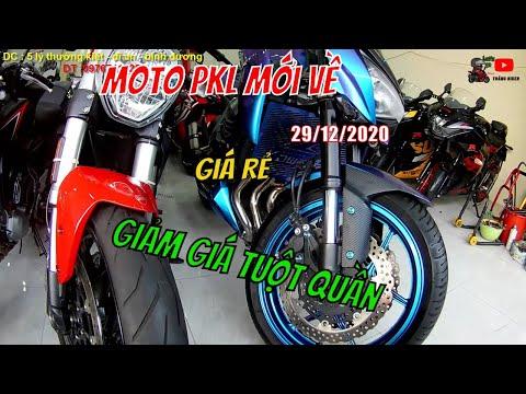 Moto PKL Giá Rẻ Cuối Năm Mới Về Giảm Giá Tuột Quần Từ 250cc Đến 900cc | Thắng Biker