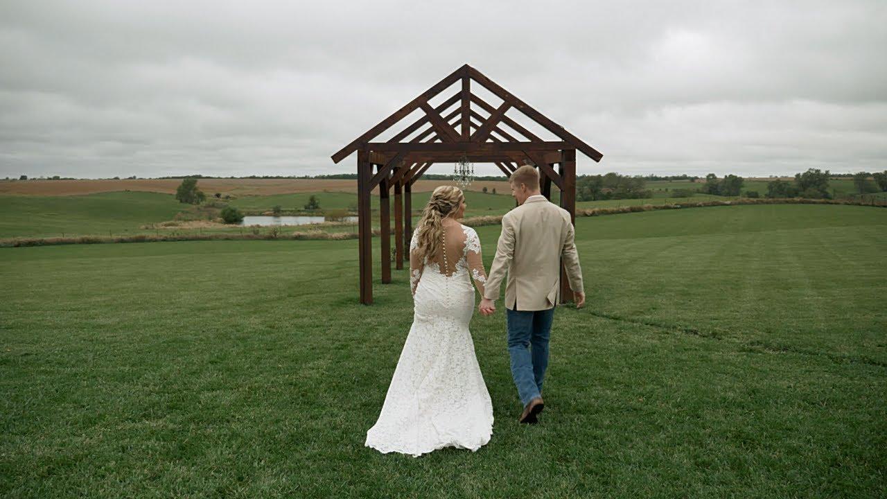 Lindsey & Seth | Emotional Missouri Wedding | Lancaster, MO
