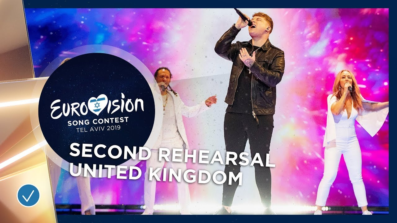 Eurovision 2019 Who Is Uk Entry Michael Rice Bigger Than Us