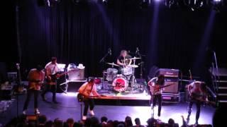 Diarrhea Planet - Music Hall Of WIlliamsburg 11-19-15