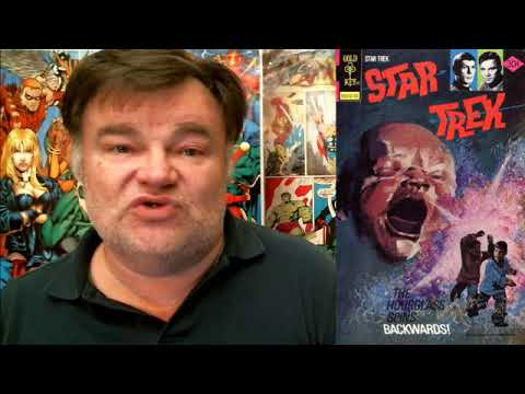 Comics Let's Talk: # 11 Star Trek and Twilight Zone