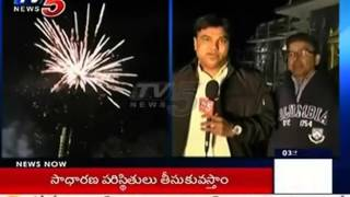 Grand Diwali Celebrations at Guruvayurappan Temple | NRIs | New Jersey | TV5 News