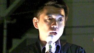 橋下徹 VS お兄さん「桜井誠との会談になんで遅刻したんですか?」 thumbnail