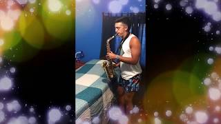X (Equis) - Nicky Jam - J Balvin (Cover Sax) Facundo Pisoli