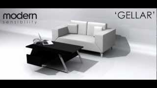 Lift Top Coffee Table | The Gellar | Modern Sensibility