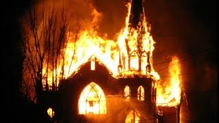 The Haunted Church Possessed By Evil Get THE HELL Out Of The Church Get In Christ