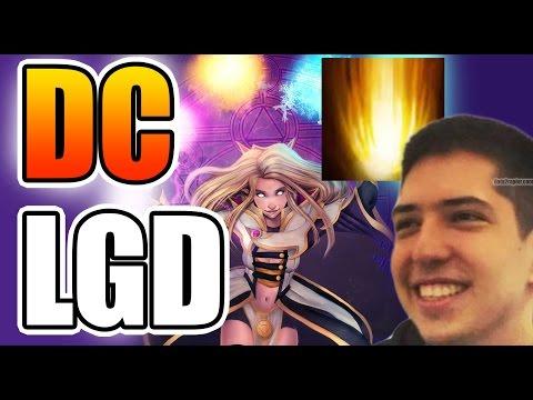 W33 Sunstrike God DC vs LGD - Ti 6 Dota 2