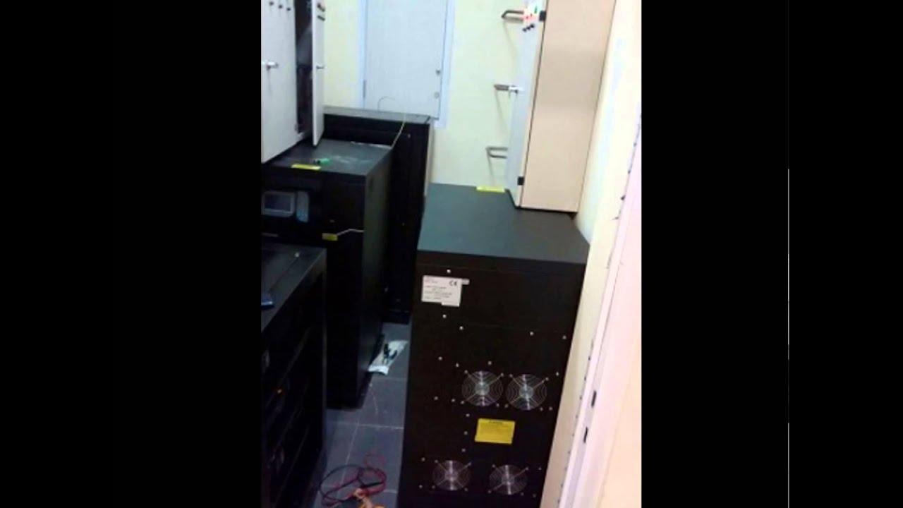 Instalasi ups 10 kva 3phase 2 unit di rs aminah blitar youtube instalasi ups 10 kva 3phase 2 unit di rs aminah blitar ccuart Gallery