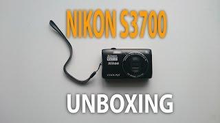 Unboxing The Nikon Coolpix S3700