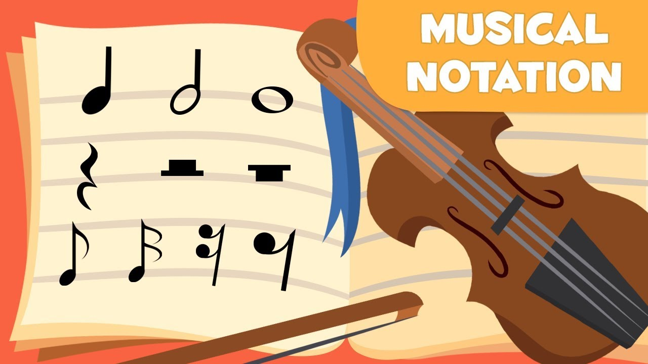 Musical Notation Educational Videos About Music For Kids Youtube