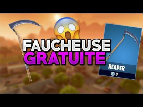 """{-astuce-}-avoir-la-pioche-""""faucheuse""""-ou-""""reaper""""-gratuitement-!!!-[-critÈres-nÉcessaires-]"""