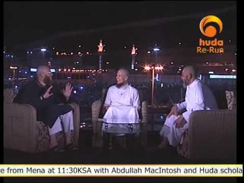 "Hajj Insights ""Dr.Mohamed Salah and Karim AbuZaid"""
