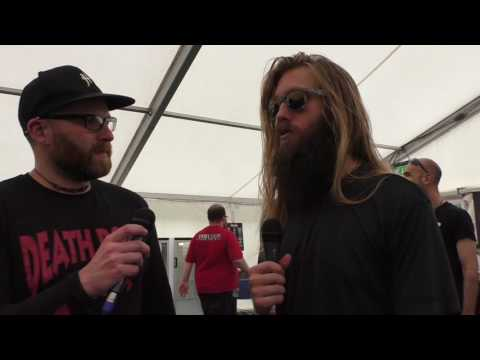 Suicide Silence Interview Download Festival 2017