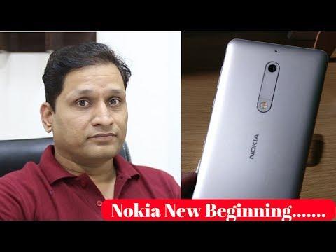 Nokia 3, Nokia 5, Nokia 6 - New Beginning.....