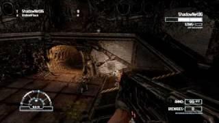 Alien versus Predator Multiplayer demo trying to play in a team 3