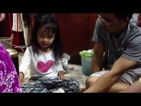 น้องพอใจ เด็กสองภาษา ปทุมธานี