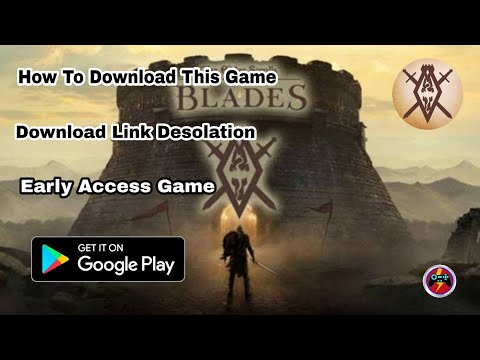 How To Download The Elder Scrolls Blades APK For Android Devices Unreleased