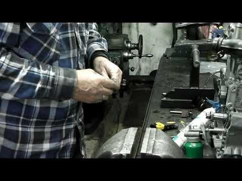 Ssangyong Rexton  лечим амортизатор приводного ремня.