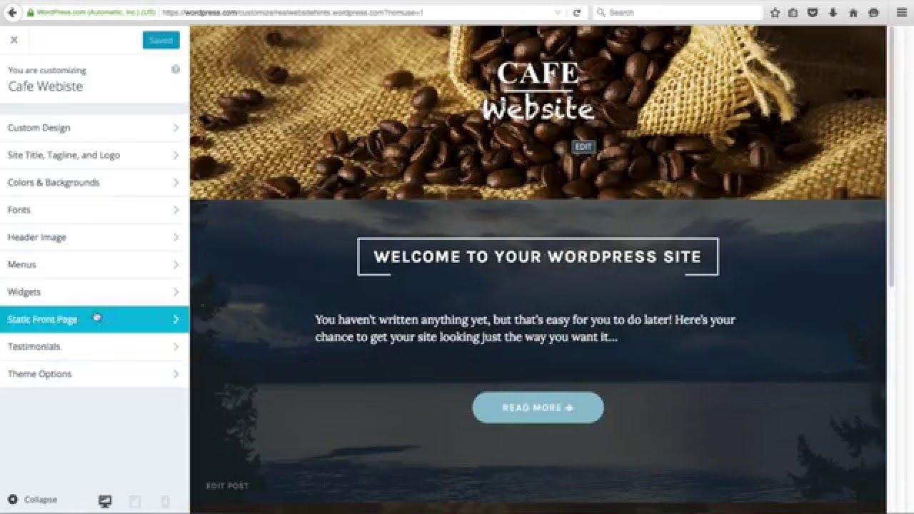 how to make a website for on wordpress com 2016 restaurant how to make a website for on wordpress com 2016 restaurant example