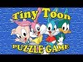 PUZZLE GAME Tiny Toon Adventures Rompecabezas Kids Video