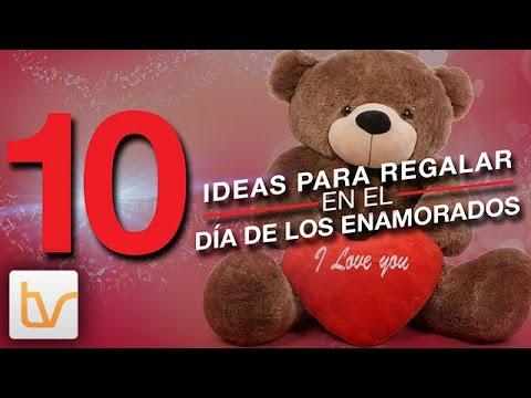Día de los enamorados - 10 tips de regalos