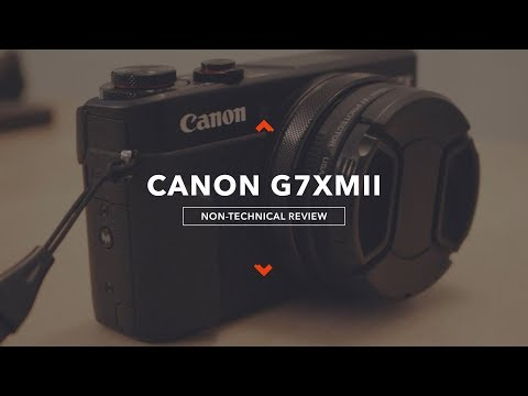 CANON POWERSHOT G7X MARK II REVIEW (AFTER 6 MONTHS)