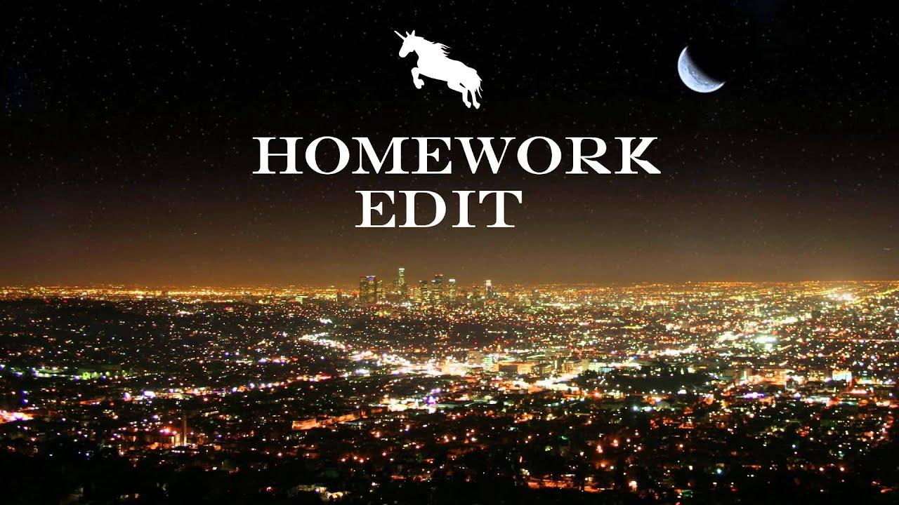 homework edit