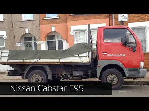 Nissan Cabstar E95 | Top cars in London