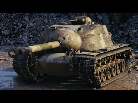 World of Tanks T110E3 - 6 Kills 11,7K Damage thumbnail