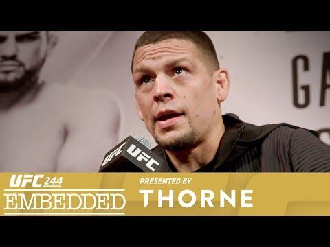 UFC 244 Embedded: Vlog Series - Episode 4
