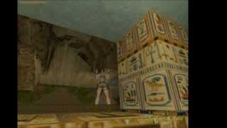 "Tomb Raider 1 Gold: The Shadow of the Cat - Level 3 - ""Return To Egypt"""