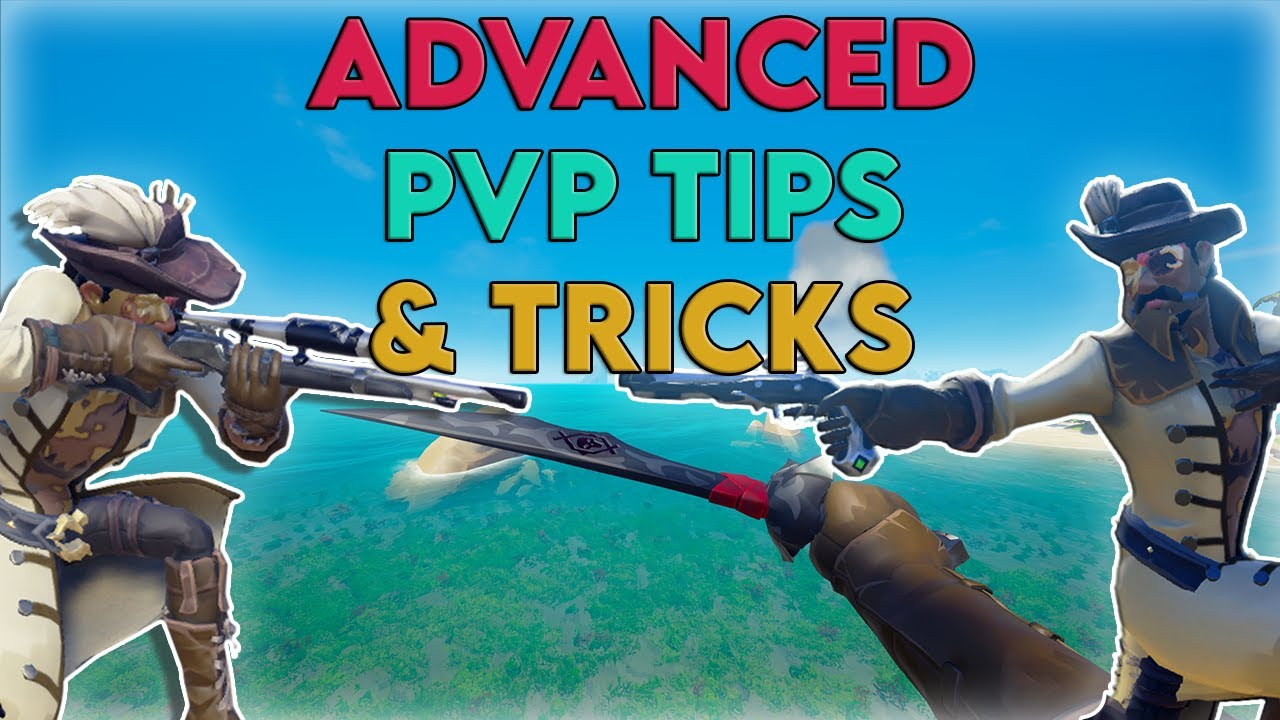 ADVANCED PvP Tips & Tricks for Sea of Thieves