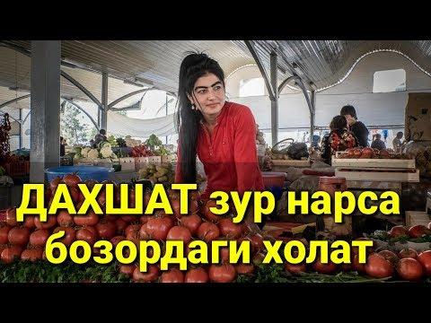 НОЁБ Видео УЗБ БОЗОРдаги ХОЛАТ