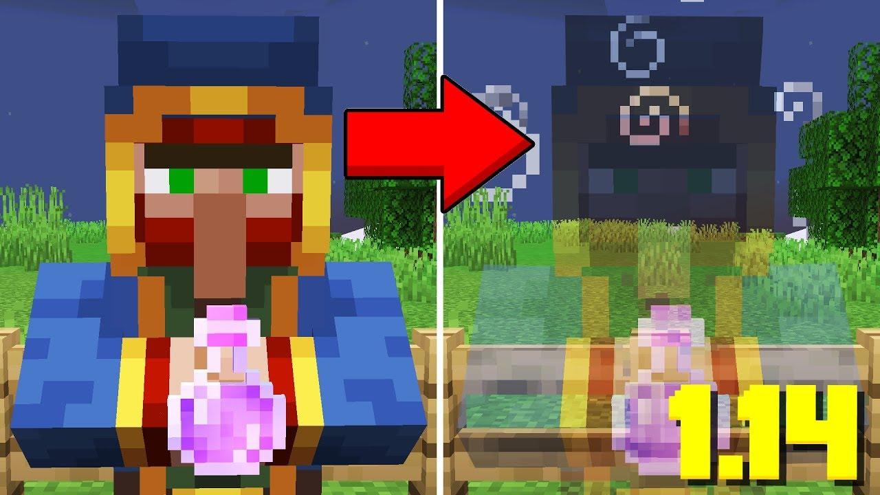 Villagers now WAY SMARTER (NEW Minecraft 11.111 Snapshot Update 111w11a)
