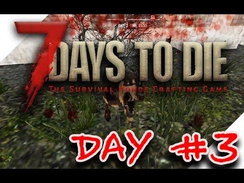 """7 DAYS TO DIE (alpha 16.2b)    """"BAD DOG""""...   S1E3"""