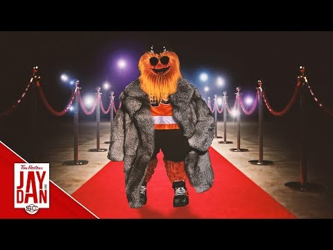Jay and Dan True Hockey Story: Gritty