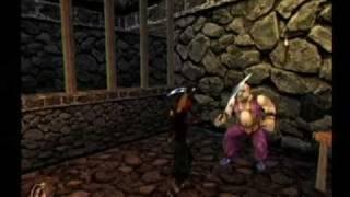 Prince of Persia: Arabian Nights (Dreamcast) - Level 1 (Prison)