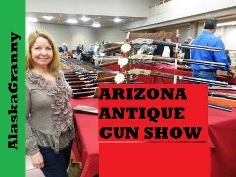 Arizona Antique Gun Show