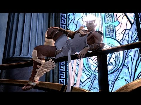 god-of-war-3-remastered:-hermes-boss-fight-ps4-(1080p-60fps)