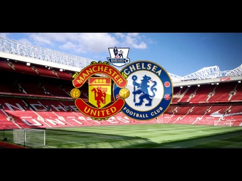 Прямая Трансляция: Челси - Манчестер Юнайтед.